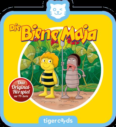 Coverbild - tigercard - Biene Maja Klassiker: Der Kampf um die Blattläuse
