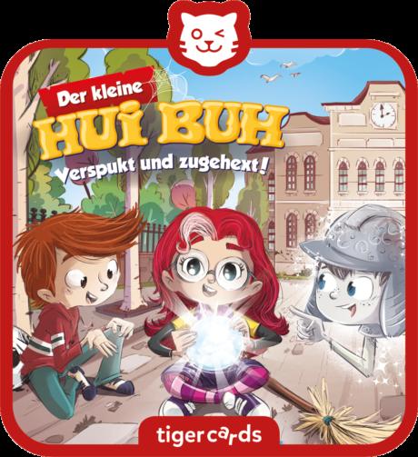Coverbild - tigercard - Der kleine Hui Buh (9): Der kleine Geisterjäger / Der weltbeste Detektiv