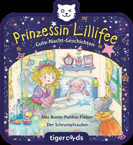 Coverbild - tigercard - Prinzessin Lillifee: Gute-Nacht-Geschichten