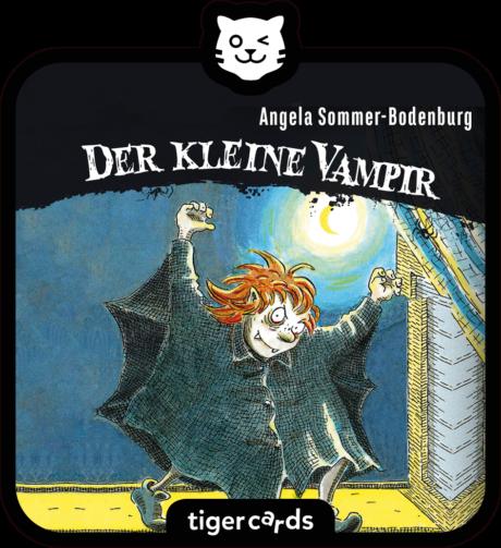 Coverbild - tigercard - Der kleine Vampir