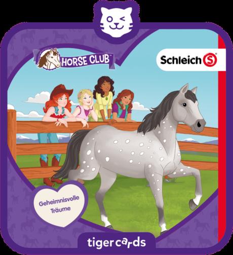 Coverbild - tigercard - Schleich Horse Club: Geheimnisvolle Träume