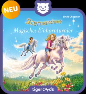 tigercard - Sternenschweif - Magisches Einhornturnier