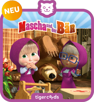 tigercard - Mascha und der Bär - Folge 6: Eine zu viel