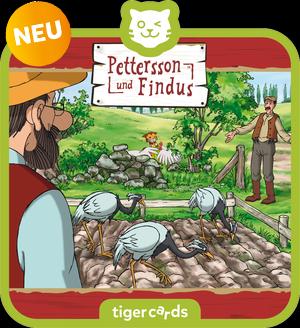 tigercard - Pettersson & Findus - Folge 3: Aufruhr im Gemüsebeet