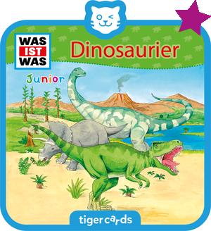 WAS IST WAS Junior: Dinosaurier
