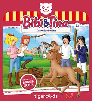 In Hörspiel-Folge 93 Das wilde Fohlen reisen Bibi & Tina nach Ungarn zu ihrem Freund Mikosch.