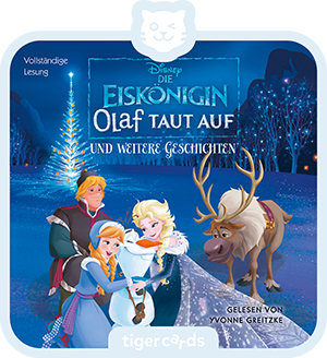 Weihnachten mit Anna und Elsa. Die Eiskönigin, Olaf taut auf, erlebst du ein tolles Winterabenteuer.