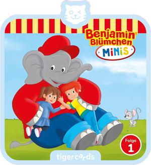 Benjamin Bluemchen Minis-1-Hallo Lea