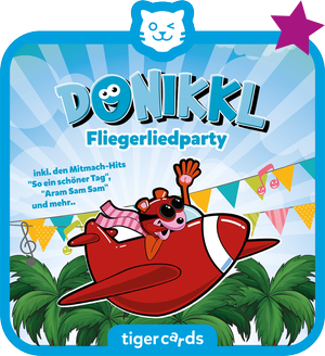 tigercard - Donikkl - Fliegerliedparty