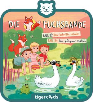 tigercard - Die Fuchsbande - Fall 33 und Fall 34