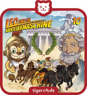 tigercard - Leo und die Abenteuermaschine - Folge 10 Carpe diem