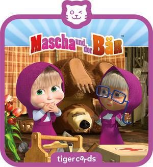 tigercard - Mascha und der Baer - Folge 6: Eine zu viel