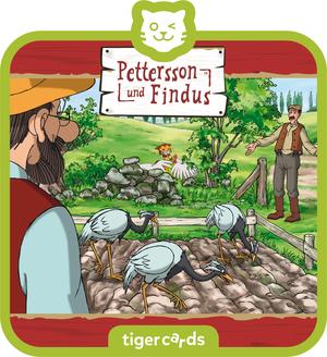 tigercard - Pettersson & Findus - Folge 3: Aufruhr im Gemuesebeet