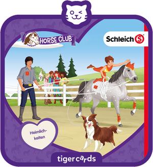 Schleich Horse Club-12-Heimlichkeiten