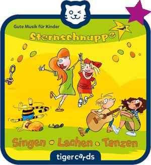 Sternschnuppe - Singen, Lachen, Tanzen (Exklusive Zusammenstellung)