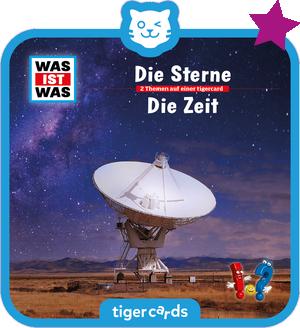 WAS IST WAS - Die Sterne/ Die Zeit