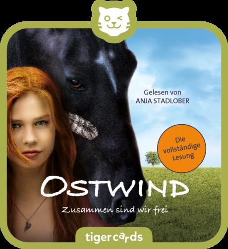 Coverbild - tigercard - Ostwind: Zusammen sind wir frei – Die Lesung